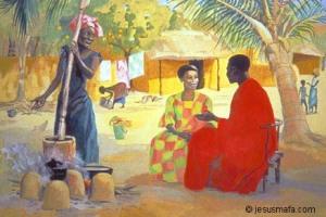 AfricanMaryAndMartha