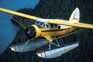 Alaskan Bush Plane
