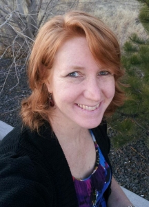 "Julie Anne Smith, author of the ""Spiritual Sounding Board"" blog"