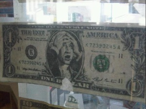We don't burn dollar bills just because counterfeits exist. Nor should we judge a belief system by its abuse.