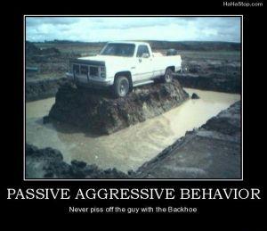 Obsessive-Compulsive and Passive-Aggressive