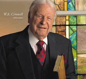 Theology-Speak and Spiritual Abuse Illustrated by Criswell Story